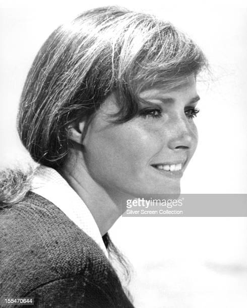American actress Jennifer O'Neill as Dorothy in 'Summer of '42' directed by Robert Mulligan 1971