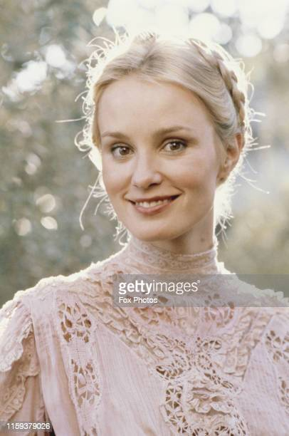 American actress Jessica Lange as actress Frances Farmer in the biographical film 'Frances' 1982