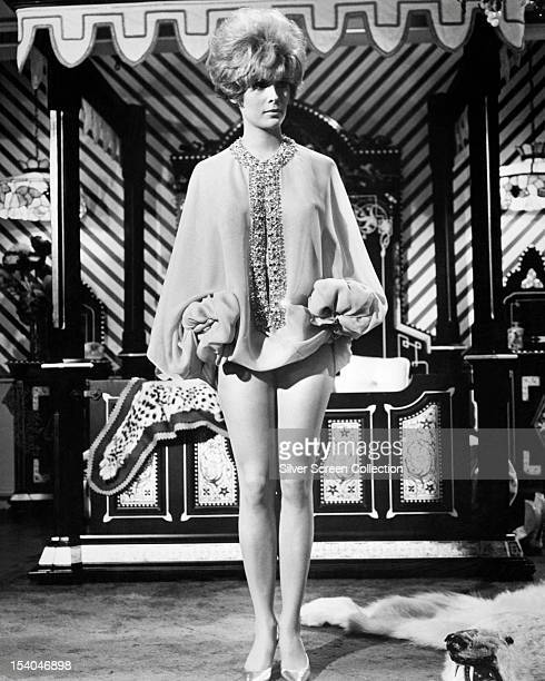 American actress Jill St John as Angela Barr in 'Banning' directed by Ron Winston 1967