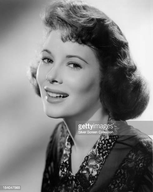 American actress Jill St John, circa 1957.