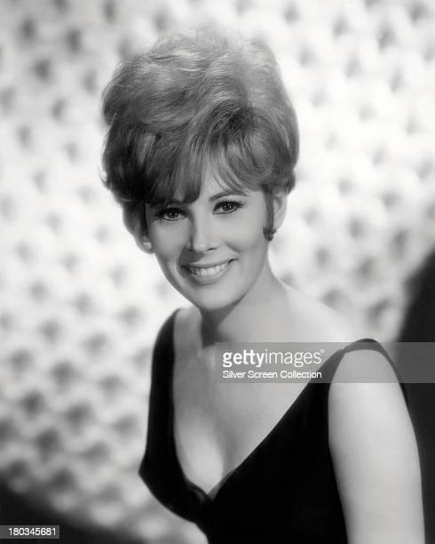 American actress Jill St. John, circa 1963.