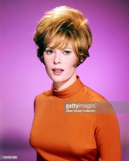 American actress Jill St John, circa 1965.