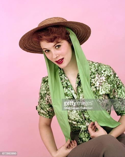 American actress Jill St. John, circa 1965.