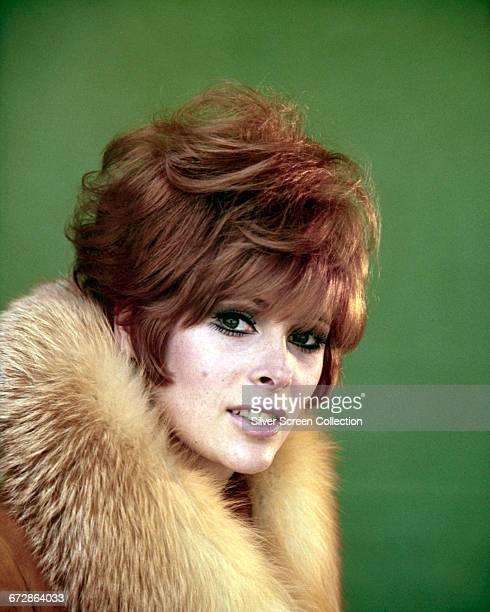 American actress Jill St John circa 1970