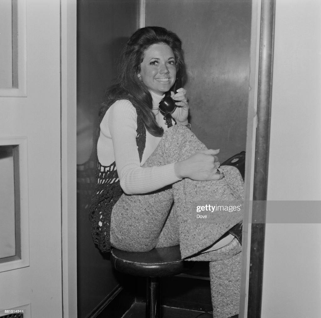 American Actress Jo Ann Pflug Uk 8th March 1971 News