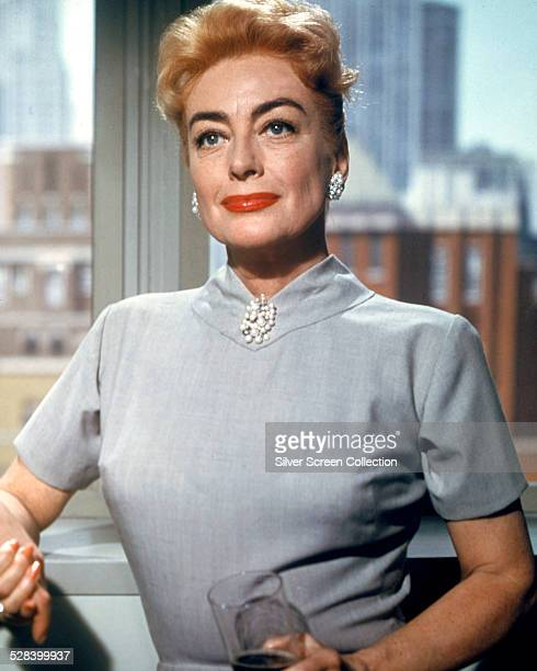 American actress Joan Crawford in a promotional still from 'The Best Of Everything' directed by Jean Negulesco 1959