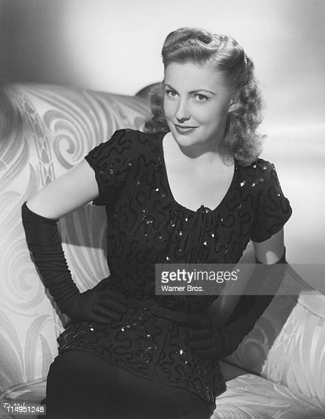 American actress Joan Leslie circa 1945