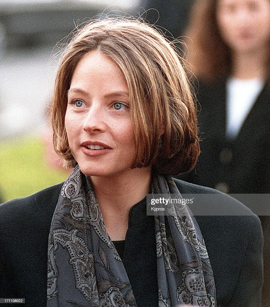 American Actress Jodie Foster Circa 1990 S News Photo Getty Images