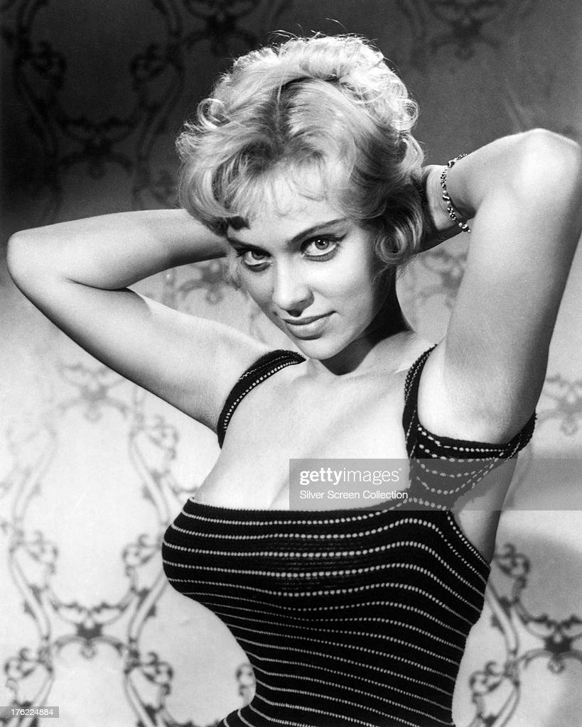 American actress Joy Harmon, circa 1960. News Photo