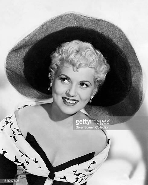 American actress Judy Holliday as Emma 'Billie' Dawn in 'Born Yesterday' directed by George Cukor 1950