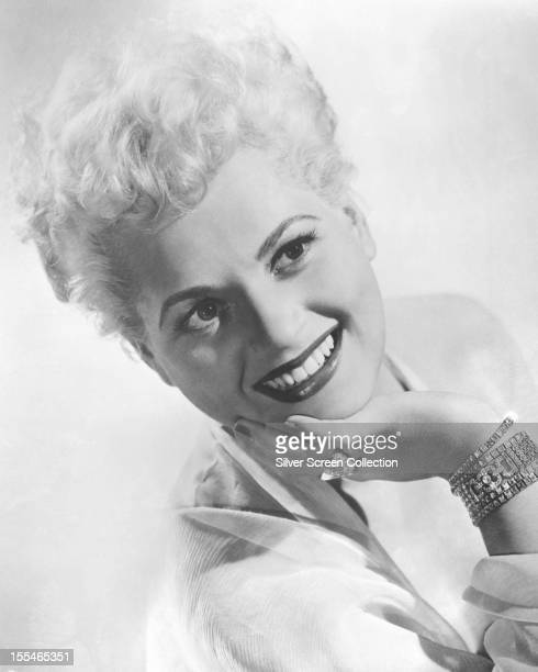 American actress Judy Holliday circa 1950