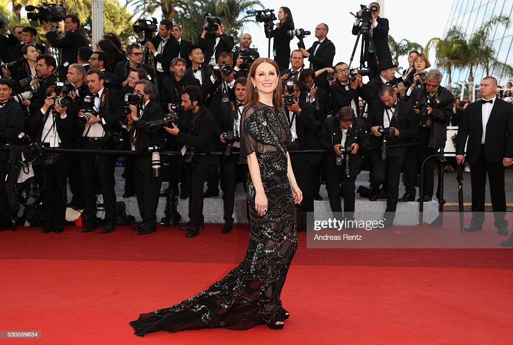 'Cafe Society' & Opening Gala - Red Carpet Arrivals - The 69th Annual Cannes Film Festival : News Photo