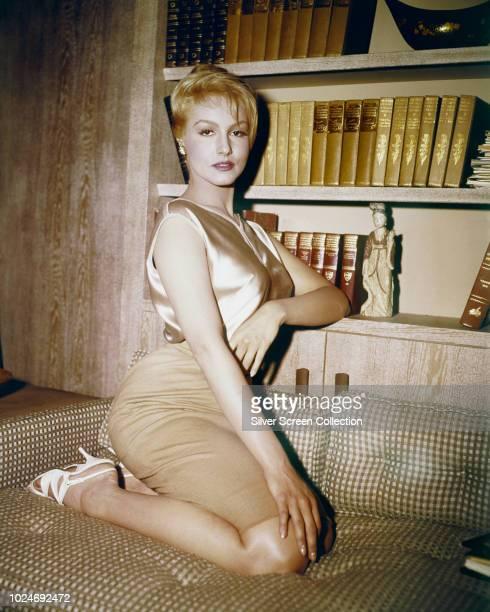 American actress Julie Newmar circa 1960