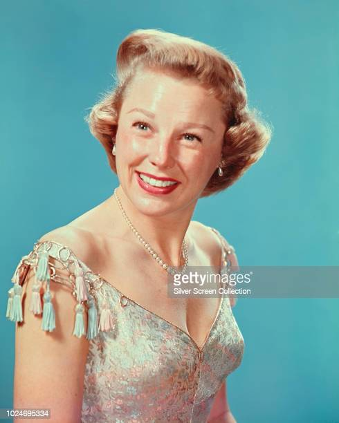American actress June Allyson circa 1950