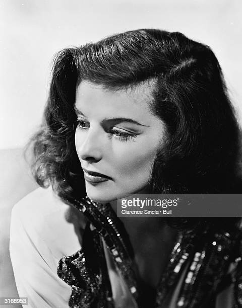 American actress Katharine Hepburn winner of four Best Actress Oscars