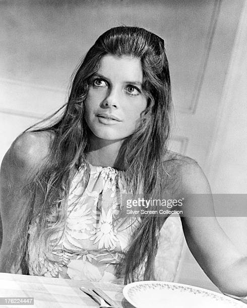 American actress Katharine Ross as Kate in 'They Only Kill Their Masters', directed by James Goldstone, 1972.