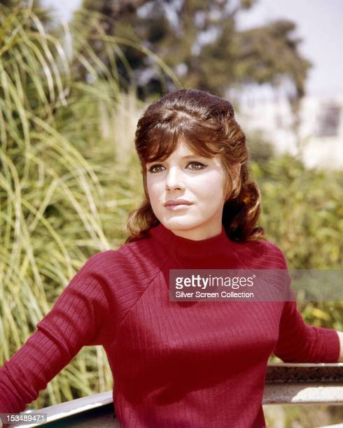 American actress Katharine Ross circa 1960