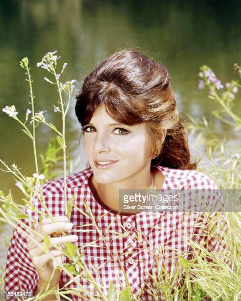American actress Katharine Ross, circa 1960.