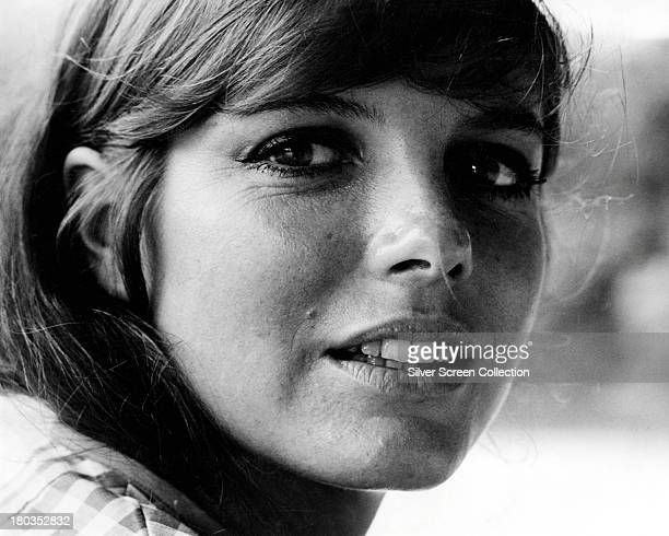 American actress Katharine Ross, circa 1968.