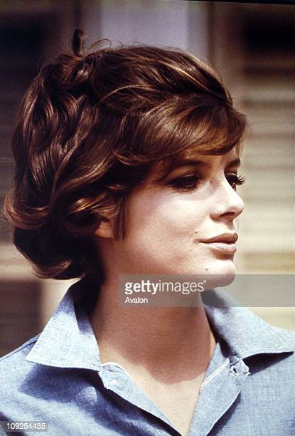 American Actress Katharine Ross.