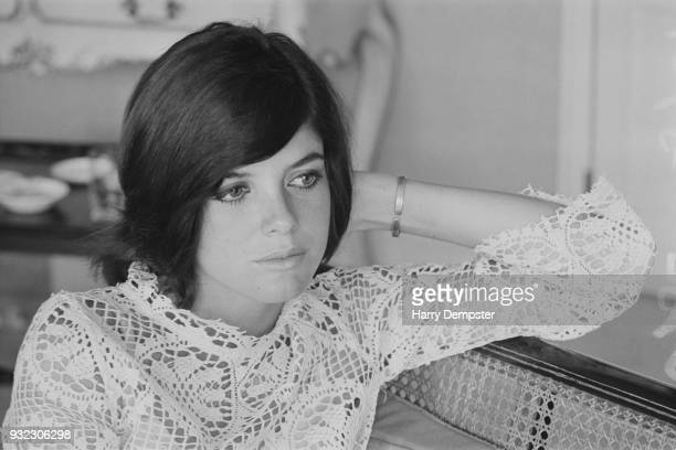 American actress Katharine Ross UK 6th August 1968