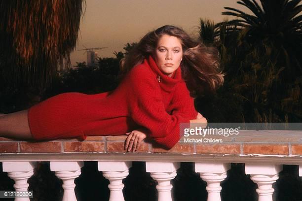 American actress Kathleen Turner