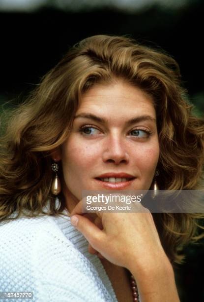 American actress Kelly McGillis in London, 15th May 1985.