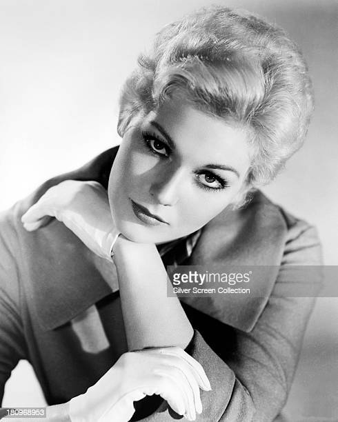 American actress Kim Novak circa 1955