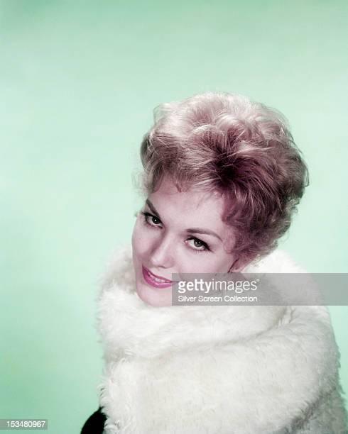 American actress Kim Novak circa 1960