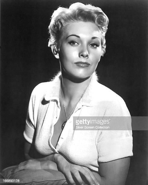 American actress Kim Novak, circa 1960.