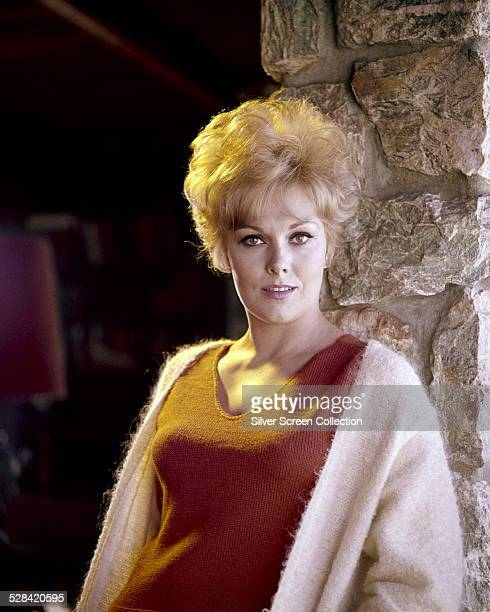 American actress Kim Novak, circa 1965.