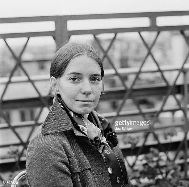 American actress Kitty Winn UK 10th June 1971