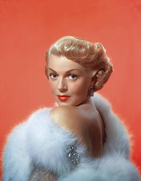 UNS: 8th February 1921 - 100 Years Since Birth Of Actress Lana Turner