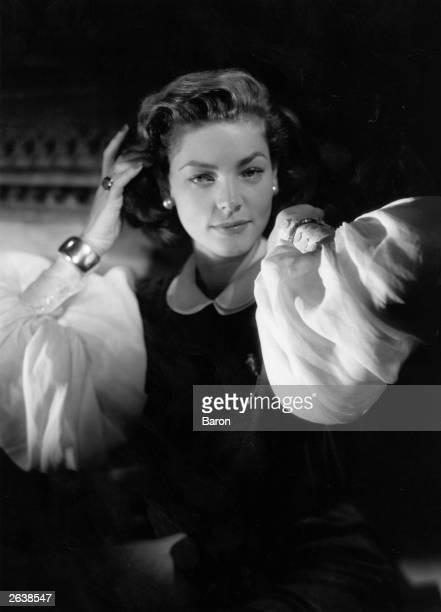 American actress Lauren Bacall Original Publication People Disc HA0137
