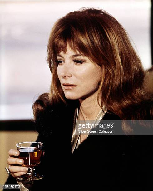 American actress Lee Grant as Leslie Williams in 'Ransom for a Dead Man', an episode in the TV detective series 'Columbo', 1971.