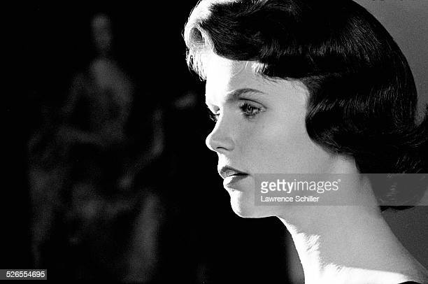 American actress Lee Remick in a scene from the film 'Sanctuary' Los Angeles California 1961