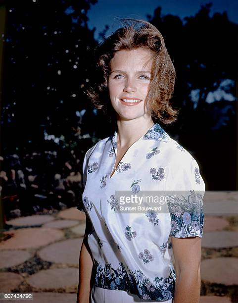American actress Lee Remick