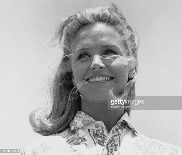 American actress Lee Remick Spain 1968