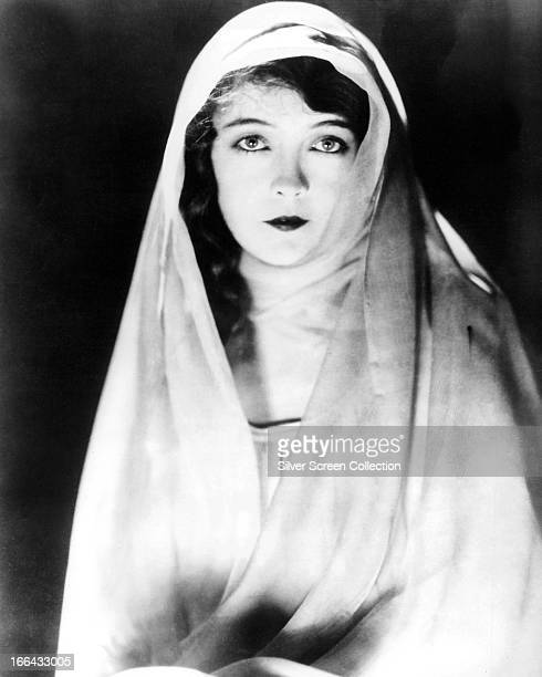 American actress Lillian Gish as she appears in 'The White Sister' directed by Henry King 1923
