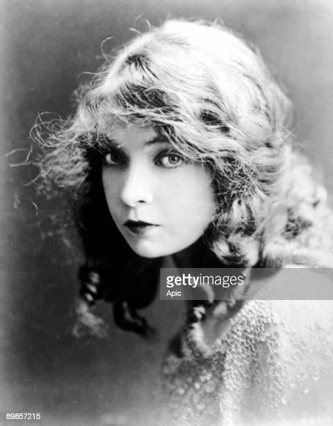 American actress Lillian Gish here c 1911