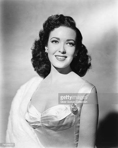 American actress Linda Darnell circa 1950