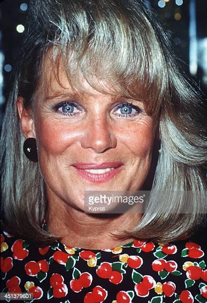 American actress Linda Evans circa 1990