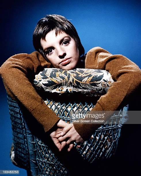 American actress Liza Minnelli circa 1965