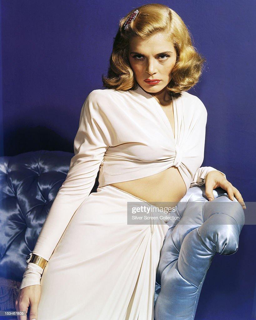 American actress Lizabeth Scott, circa 1947.