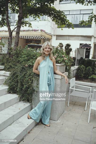 American actress Loretta Swit who plays the character of Margaret 'Hot Lips' Houlihan in the television series M*A*S*H in London on 6th June 1978
