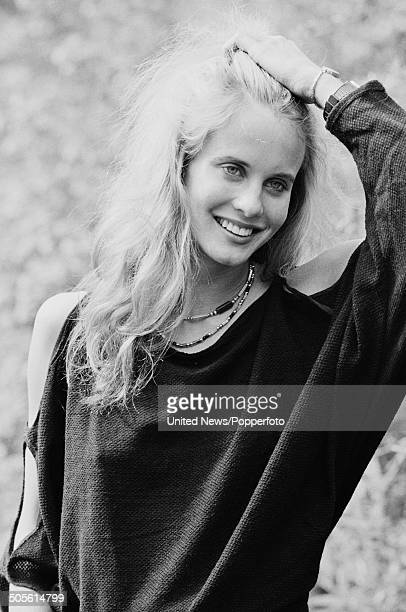 American actress Lori Singer in London on 9th April 1984