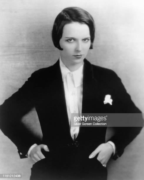 American actress Louise Brooks circa 1925