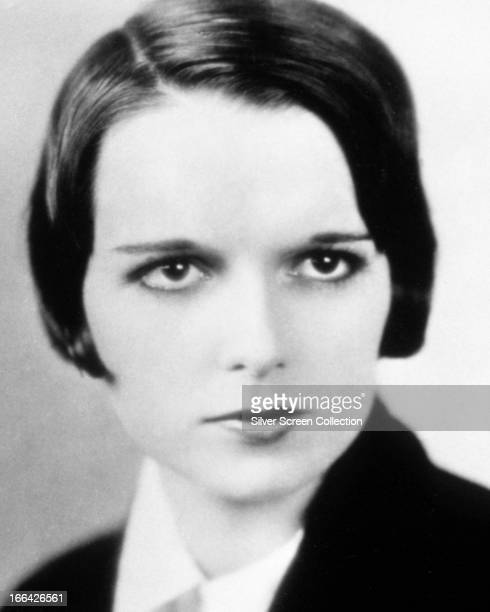 American actress Louise Brooks circa 1930