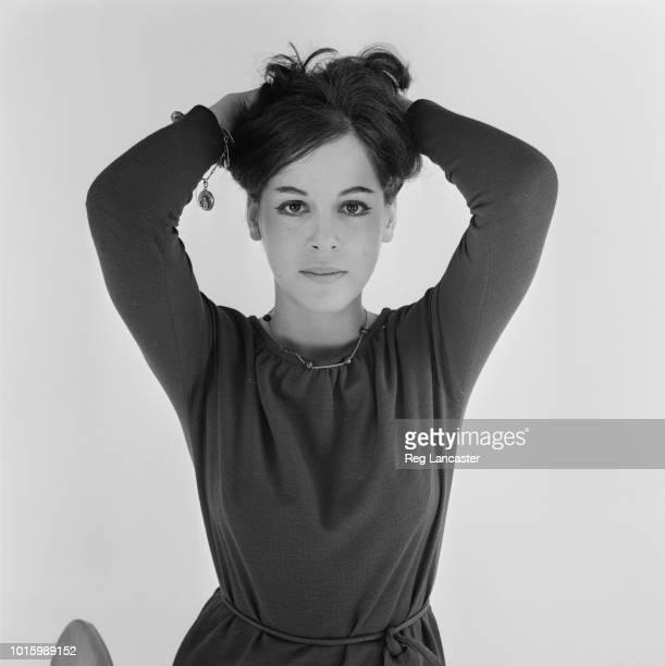 American actress Louise Sorel UK 20th September 1963