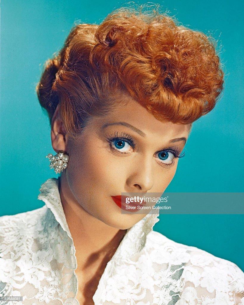 Lucille Ball : News Photo